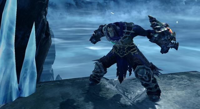 Darksiders II: Mortis DLC on PC screenshot #2