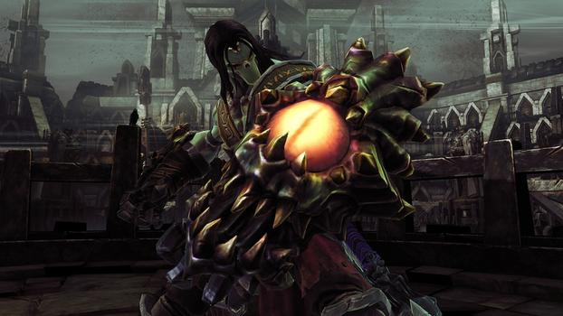 Darksiders II: Mortis DLC on PC screenshot #1