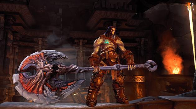 Darksiders II: Rusanov's Axe DLC on PC screenshot #1
