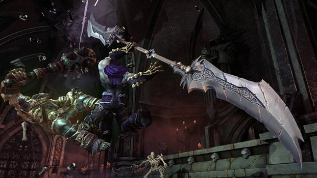 Darksiders II on PC screenshot #1