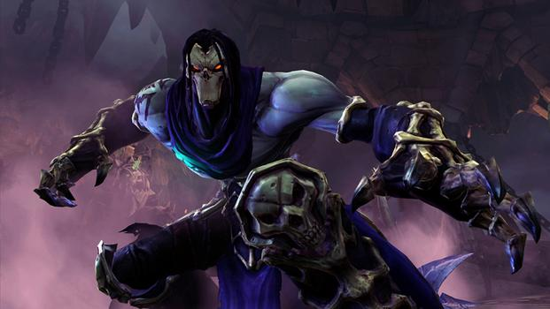 Darksiders II on PC screenshot #2