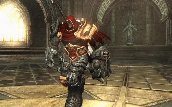 Darksiders on PC screenshot #1