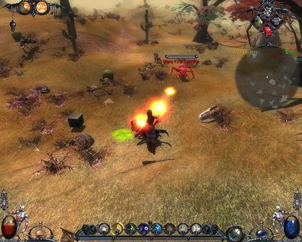 Dawn of Magic 2 on PC screenshot #4