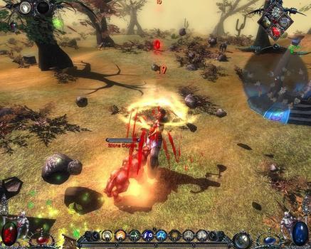 Dawn of Magic 2 on PC screenshot #3