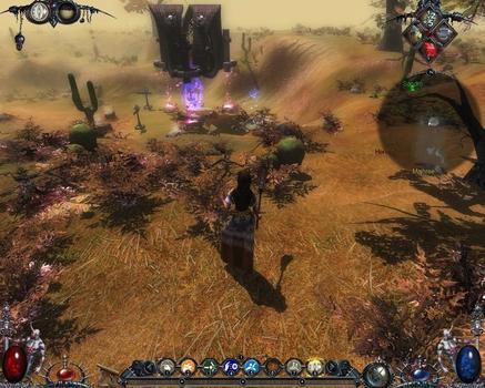 Dawn of Magic 2 on PC screenshot #2