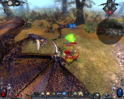 Dawn of Magic 2 on PC screenshot #1