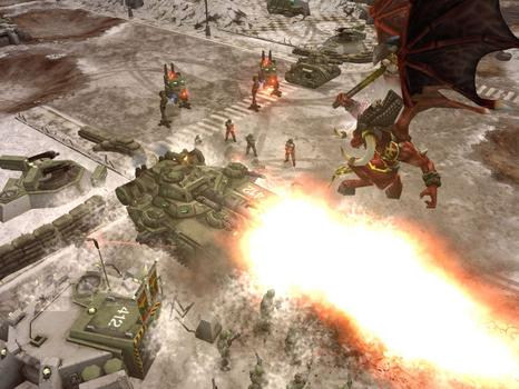 Dawn of War: Franchise Collection on PC screenshot #6