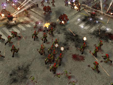 Dawn of War: Franchise Collection on PC screenshot #1