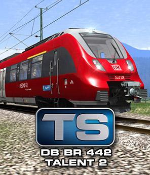 Train Simulator: DB BR 442 'TALENT 2' EMU