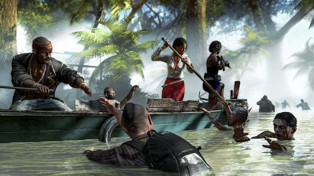 Dead Island Riptide on PC screenshot #1