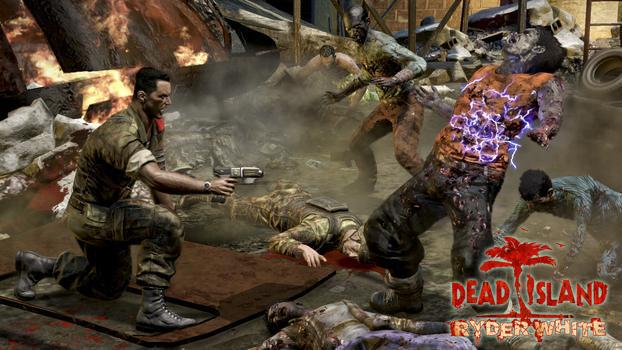 Dead Island: Ryder White DLC on PC screenshot #1