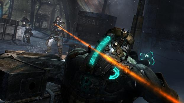 Dead Space 3 (NA) on PC screenshot #4