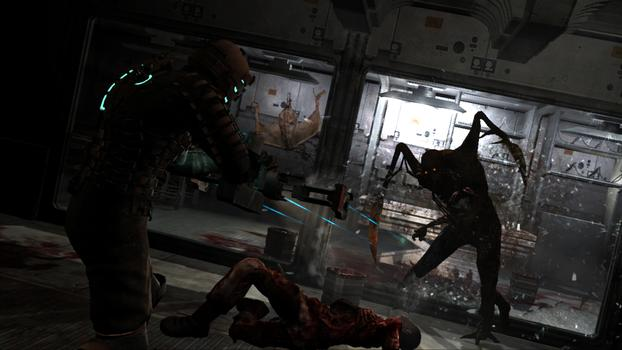 Dead Space (NA) on PC screenshot #1