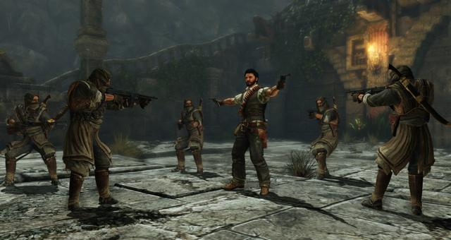 Deadfall Adventures: Digital Deluxe Edition on PC screenshot #2