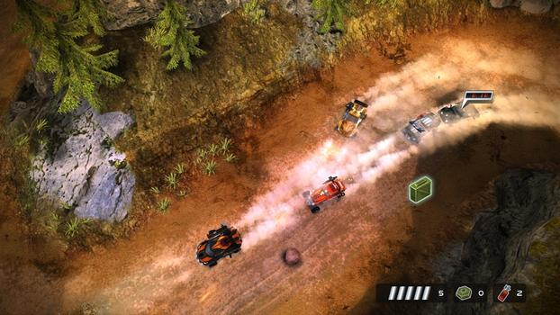 Death Rally on PC screenshot #6