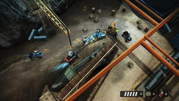 Death Rally on PC screenshot #5