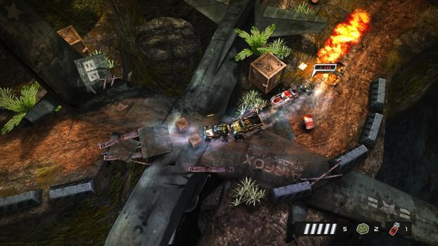 Death Rally on PC screenshot #4