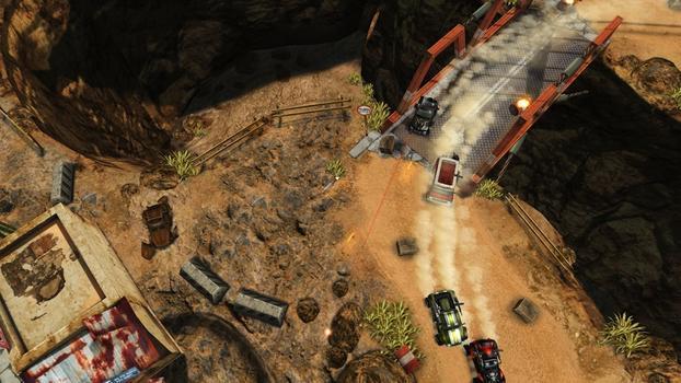 Death Rally on PC screenshot #3