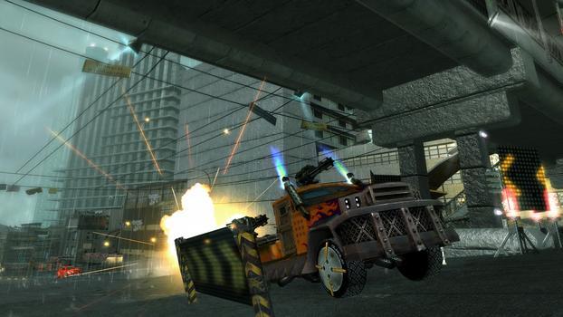 Death Track: Resurrection on PC screenshot #4
