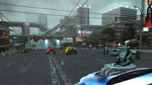Death Track: Resurrection on PC screenshot #3