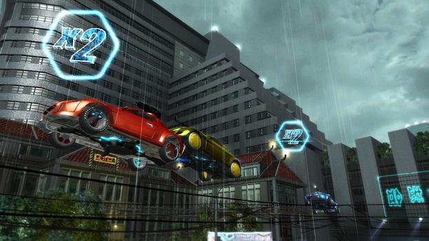 Death Track: Resurrection on PC screenshot #1