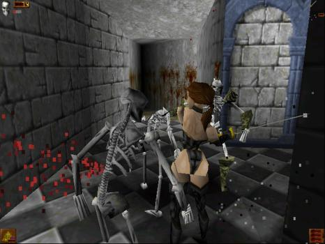 Deathtrap Dungeon on PC screenshot #2