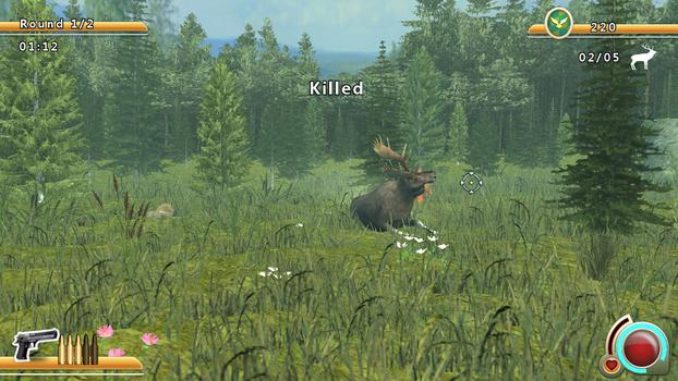 Deer Hunt Legends on PC screenshot #5