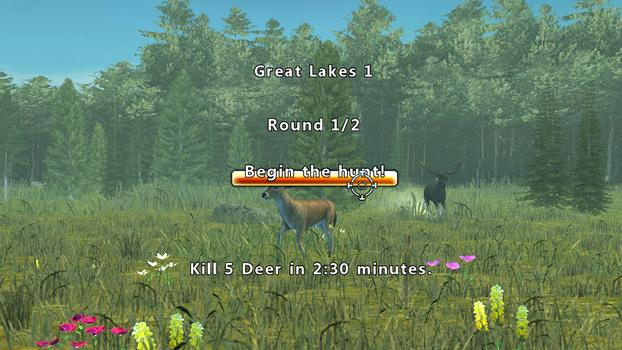 Deer Hunt Legends on PC screenshot #2