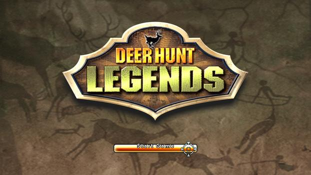 Deer Hunt Legends on PC screenshot #1