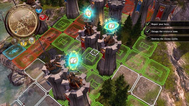 Defenders of Ardania: The Conjuror's Tricks DLC on PC screenshot #3