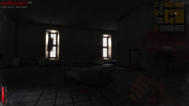 Dementium II HD on PC screenshot #2