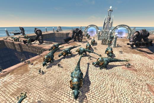 Demigod on PC screenshot #2
