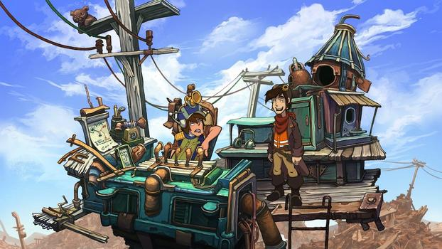 Deponia: The Complete Journey on PC screenshot #6