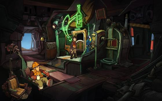 Deponia: The Complete Journey on PC screenshot #5