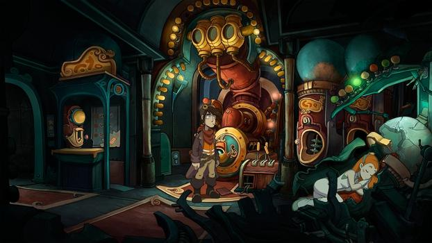Deponia on PC screenshot #4