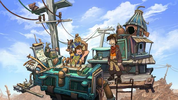 Deponia on PC screenshot #3