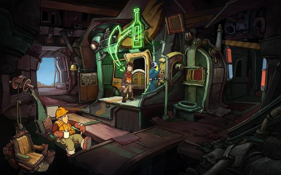Deponia on PC screenshot #2
