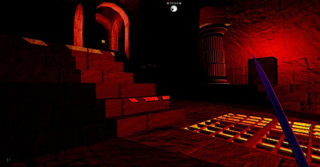 Depths of Fear :: Knossos on PC screenshot #8