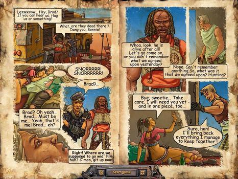 Desert Law on PC screenshot #6