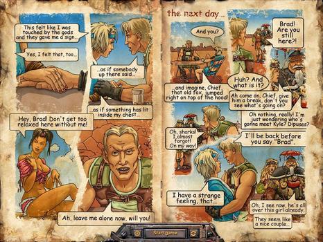 Desert Law on PC screenshot #5