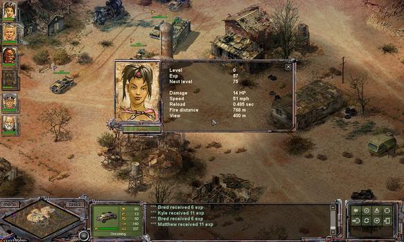 Desert Law on PC screenshot #4