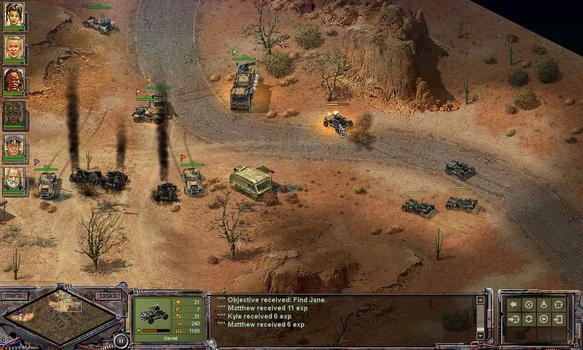 Desert Law on PC screenshot #3