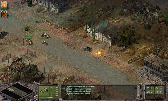 Desert Law on PC screenshot #2