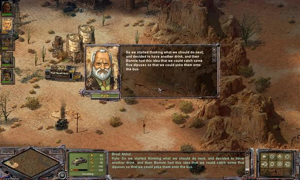 Desert Law on PC screenshot #1