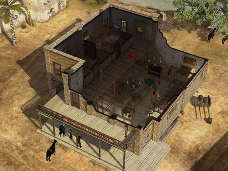 Desperados 2 - Coopers Revenge on PC screenshot #8