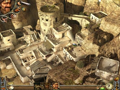 Desperados 2 - Coopers Revenge on PC screenshot #6