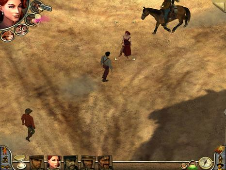 Desperados 2 - Coopers Revenge on PC screenshot #5