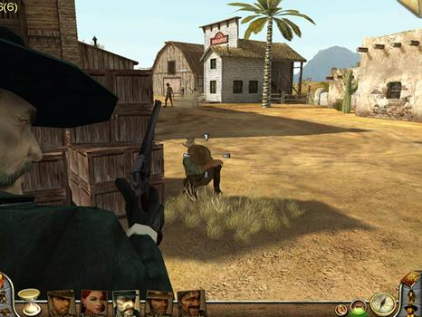 Desperados 2 - Coopers Revenge on PC screenshot #1