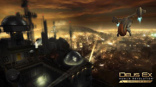 Deus Ex: Human Revolution - Director's Cut on PC screenshot #7