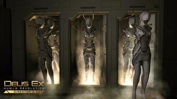 Deus Ex: Human Revolution - Director's Cut on PC screenshot #9
